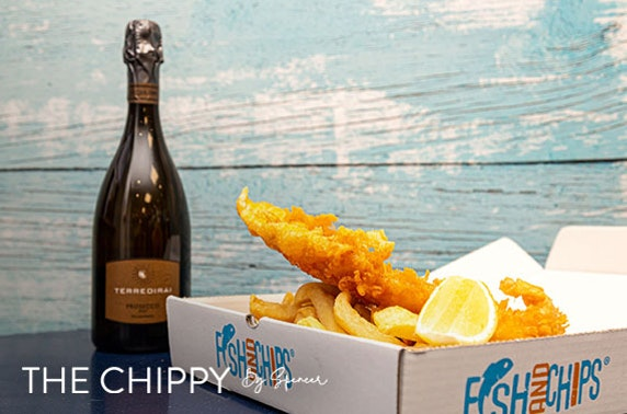 The Chippy by Spencer, City Centre