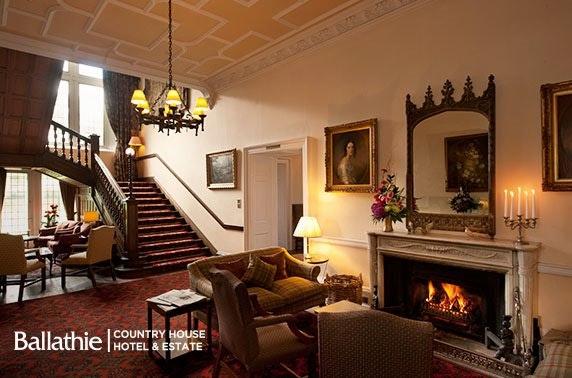 4* Ballathie House Hotel