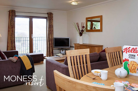 Self-catering Perthshire break - from under £13pppn
