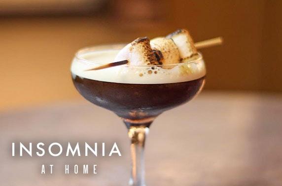 Espresso Martini letterbox cocktails