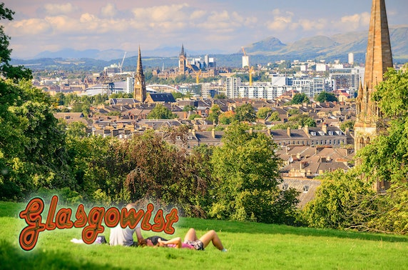 The best of Glasgow books