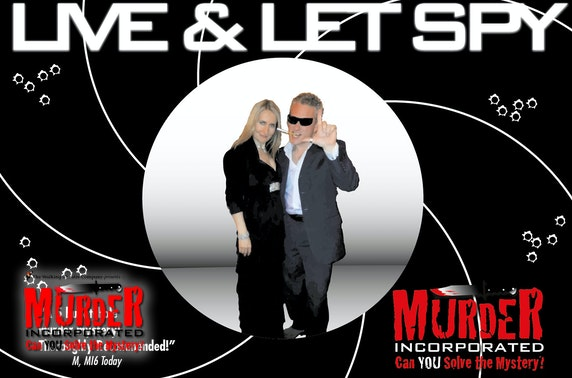 Virtual murder mystery night - £9