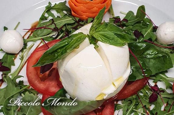 Piccolo Mondo Mother's Day takeaway