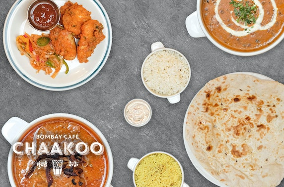 Chaakoo Bombay Café Mother's Day feast at-home