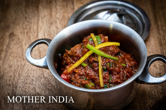 Mother India's Cafe at-home