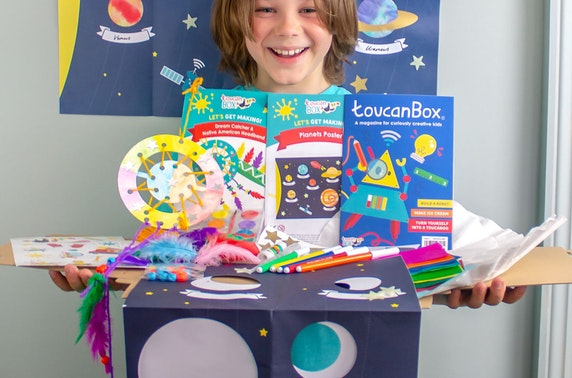 Kids craft box - from £5.95