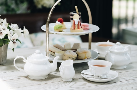 Tayble Deli afternoon tea at-home