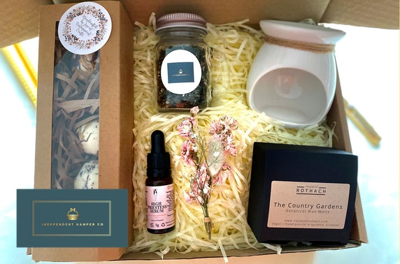 Beautiful Botanicals gift box