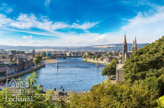 4* Inverness break - from £79