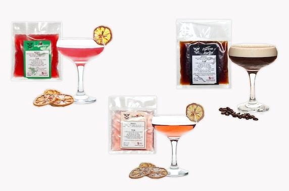 Letterbox cocktails!
