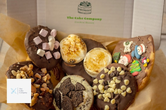 Brownies, afternoon tea & more, delivered