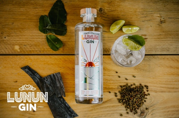 Lunun Gin delivered