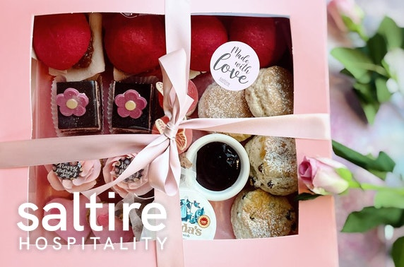 Mother's Day afternoon tea at-home