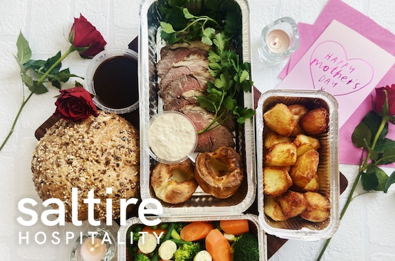 Mother's Day Sunday roast at-home