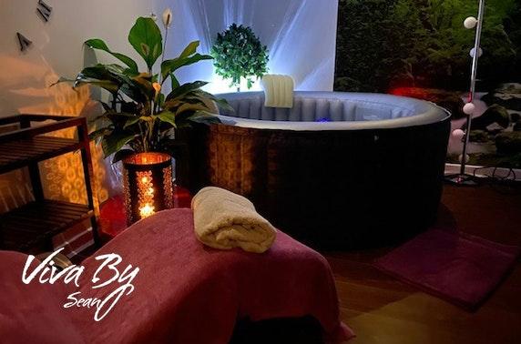 Massage & hydrotherapy treatments