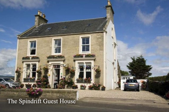 4* winter break, Anstruther