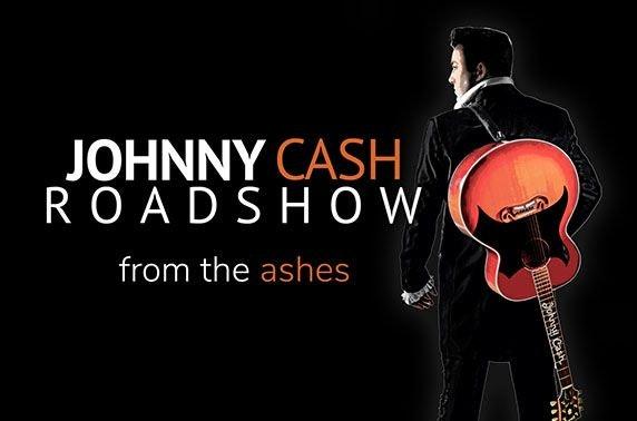 The Johnny Cash Roadshow, Glasgow Royal Concert Hall