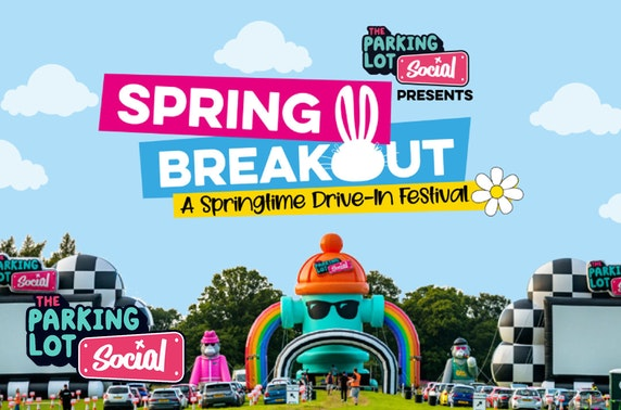 Springtime Drive-In festival, Edinburgh