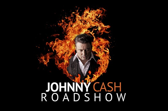 The Johnny Cash Roadshow, Usher Hall