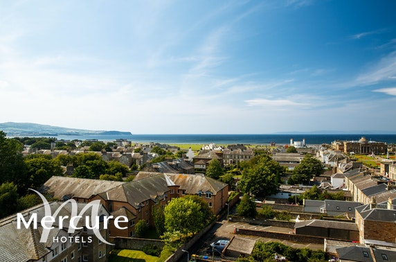 Ayrshire seaside stay