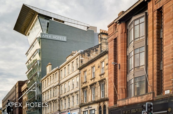 Glasgow City Centre summer getaway - from £65