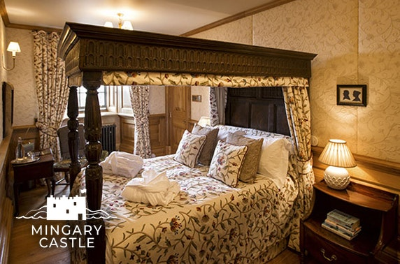 Brand-new Mingary Castle luxury getaway