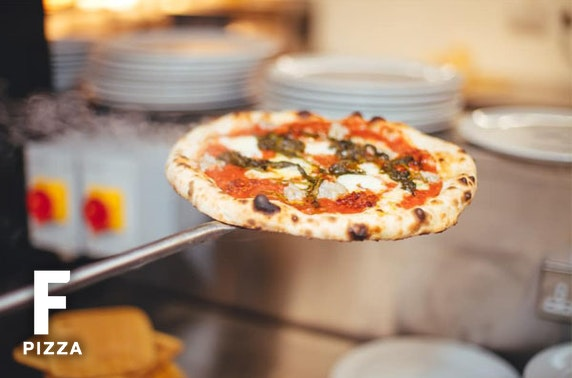 Make your own pizza & cocktails - from £12