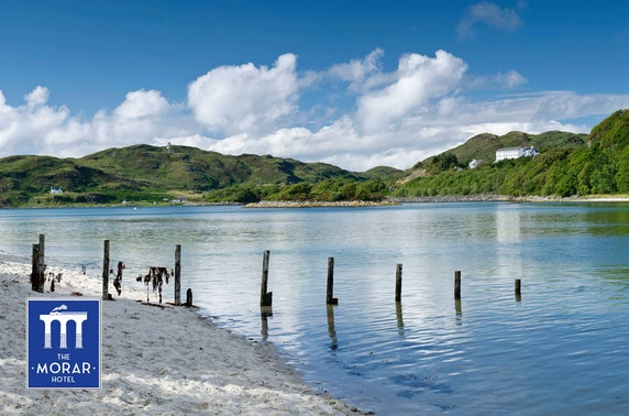 The Morar Hotel break