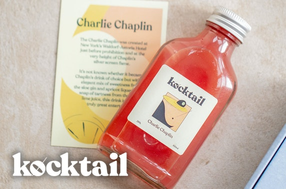 Kocktail Club box - from £19