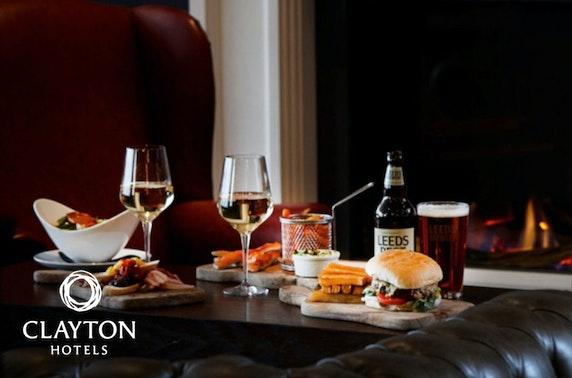 Clayton Hotel Leeds - £69