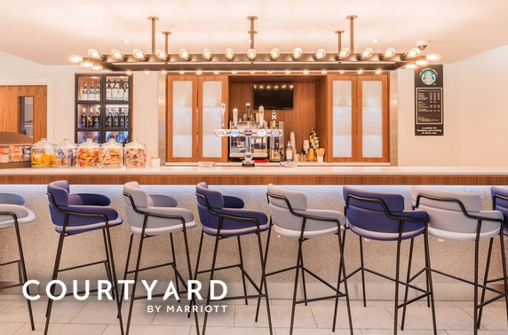 Courtyard by Marriott Glasgow Airport stay