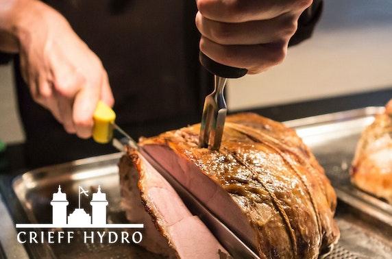 4* Crieff Hydro Sunday lunch