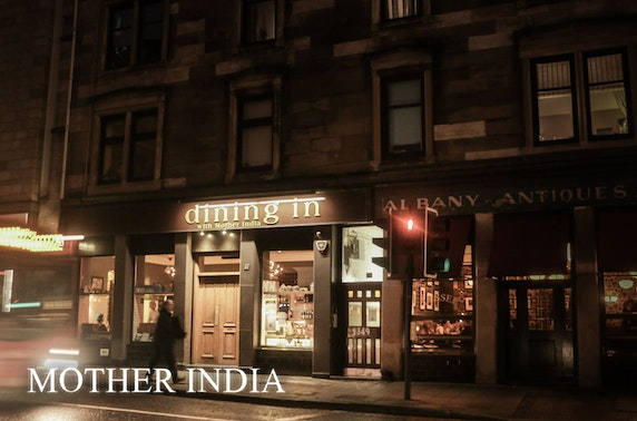 Dining In - Mother India
