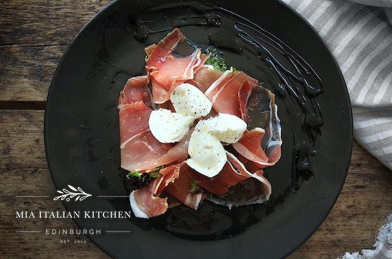 Mia Italian Kitchen, Dalry
