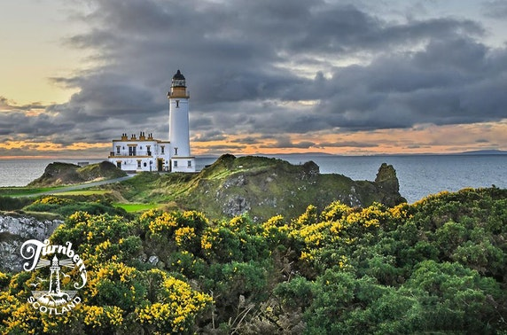 Trump Turnberry cottage break
