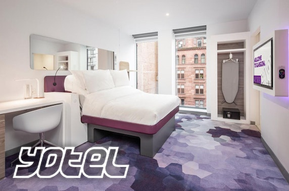 Glasgow City Centre stay - from £45