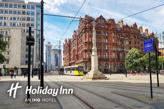 Manchester City Centre stay - from £59