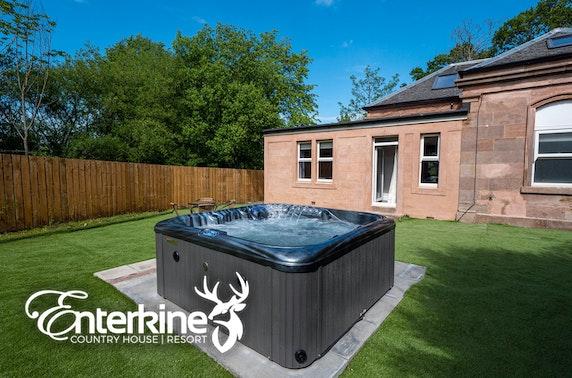 Ayrshire group getaway & hot tub