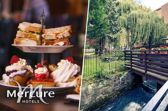 Afternoon tea, Perth - from £7pp
