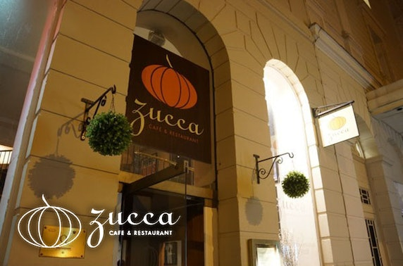 Zucca Cafe & Restaurant dining