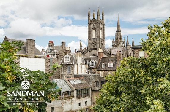 Aberdeen summer getaway - from £75