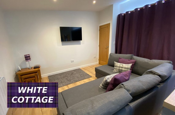 Loch Lomond cottage stay
