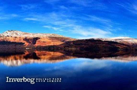 5* Loch Lomond self-catering winter break