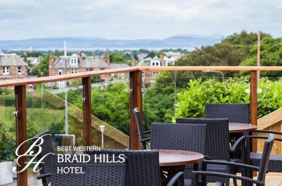 Edinburgh Morningside getaway - from £89
