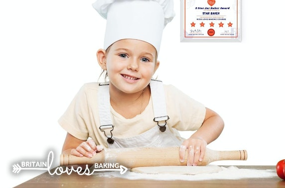 Kids baking box