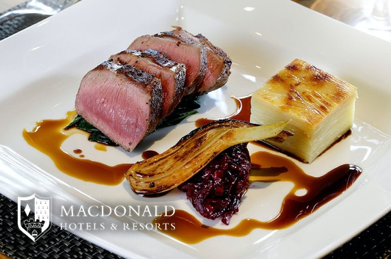 4* Macdonald Cardrona Hotel