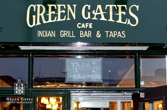 Indian dining, Merchant City - from £6pp