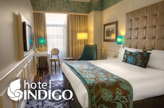 4* Hotel Indigo Glasgow stay