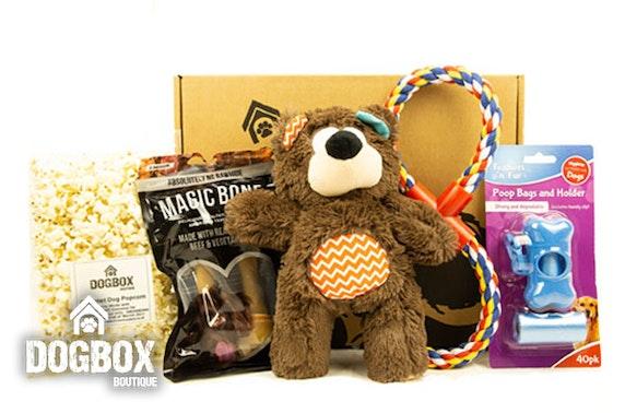 DogBox Boutique subscription - £10