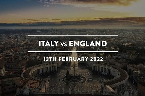 Six Nations 2022, Rome